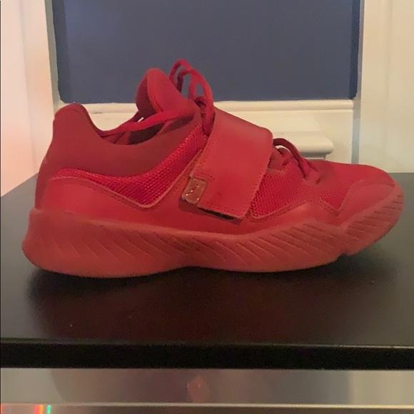 Jordan Other - Red Jordan lows